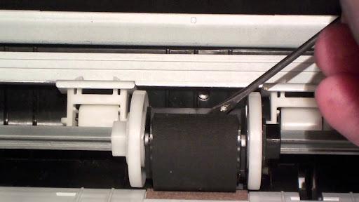 ролики захвата в принтере