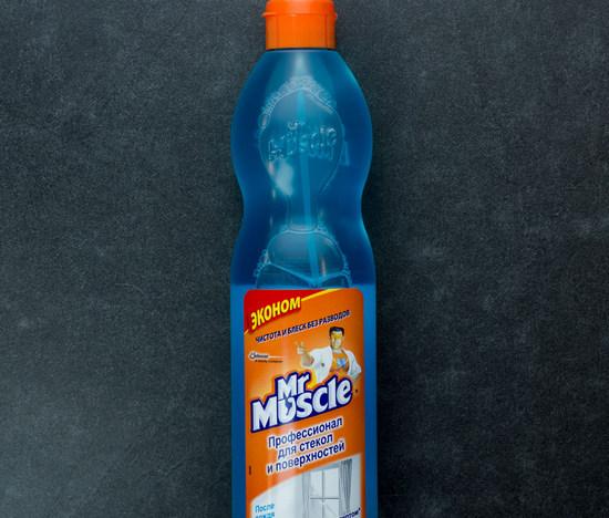 синий мистер мускул
