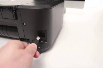 установить принтер без диска